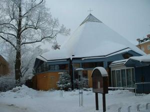 Kyrkan_Vinter